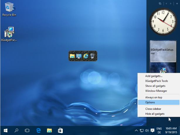 windows 7 new gadgets pack free download